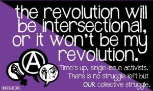 There is no struggle but our collective struggle.